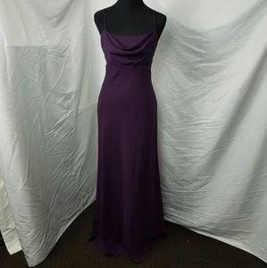 Michaelangelo Size 2 Prom Dress, Plum